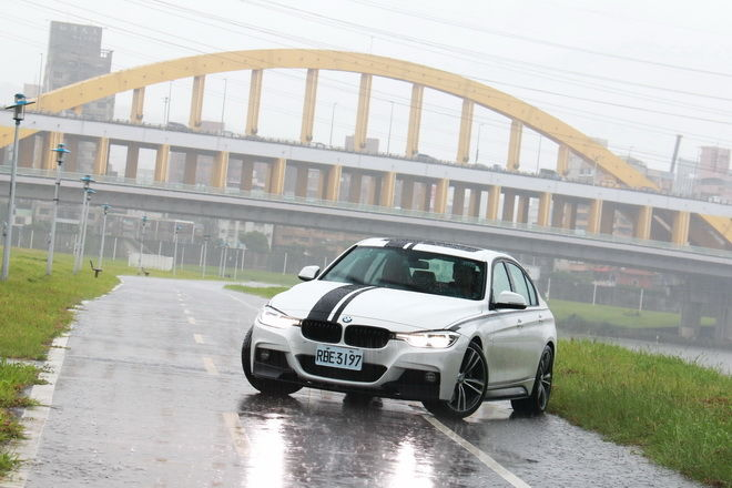 BMW 340i M Performance Limited Edition試駕