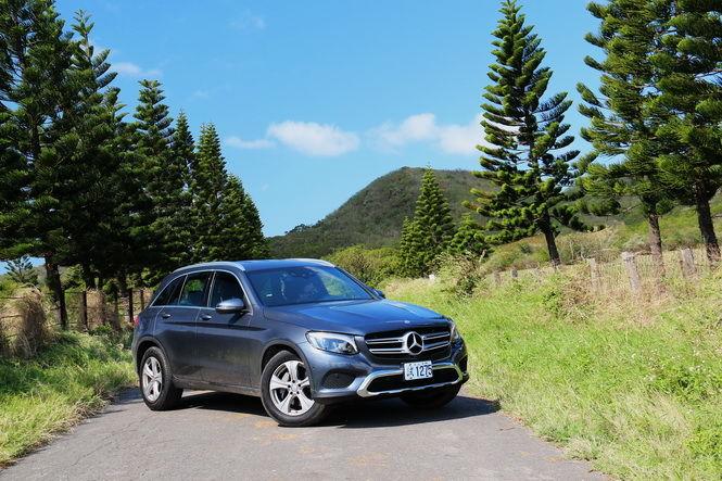 M-Benz新世代中小型跑旅車 GLC 220d 4Matic試駕-外觀內裝篇