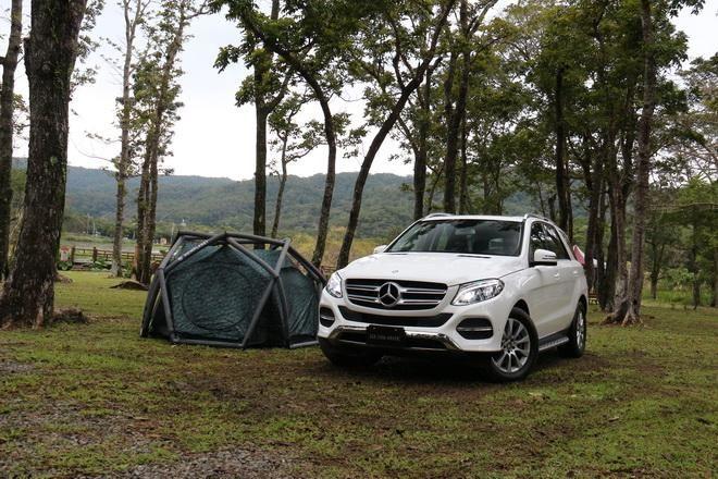 新身份 新面容 Mercedes-Benz The new GLE 250d 4MATIC豪華休旅車試駕: Page 2 of 2
