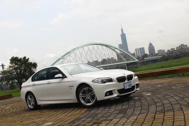 與眾不同的魅力 BMW 520i M Sport Edition試駕