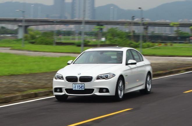 與眾不同的魅力 BMW 520i M Sport Edition試駕: Page 2 of 2