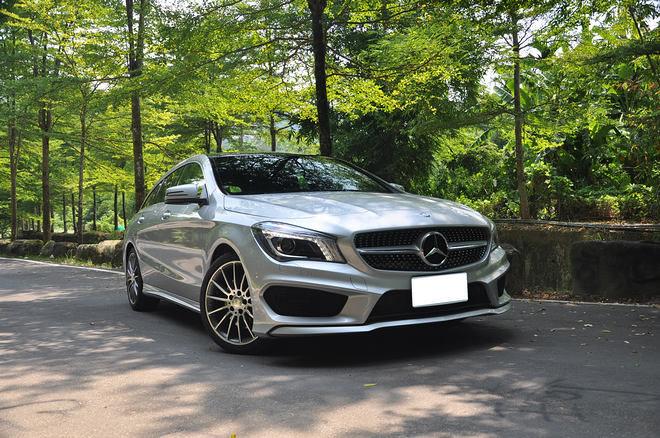 目光獵奪者,Mercedes-Benz CLA 250 Shooting Brake 試駕報導
