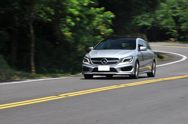 目光獵奪者,Mercedes-Benz CLA 250 Shooting Brake 試駕報導: Page 3 of 4
