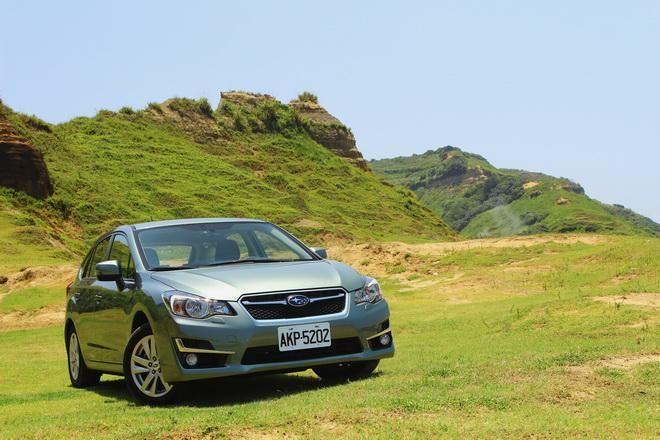 2015 Subaru小改款Impreza 1.6i-S試駕