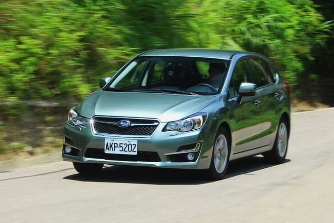 2015 Subaru小改款Impreza 1.6i-S試駕: Page 2 of 2