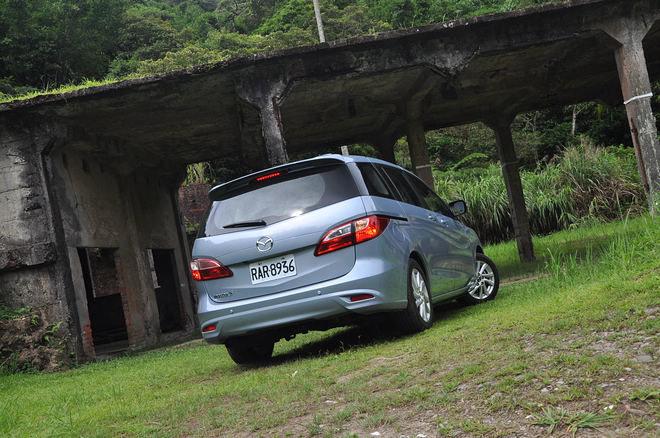 家庭車輛實用之選,Mazda5試駕報導: Page 2 of 5