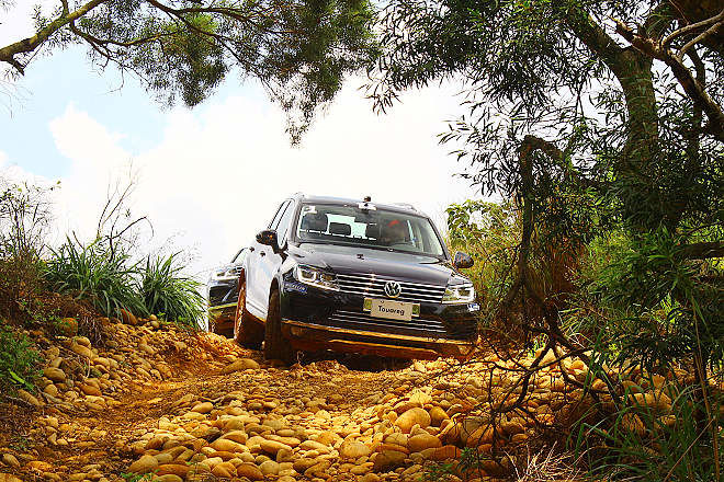 """沙漠騎士""精神在台展現、VW Touareg Off-Road Experience越野體驗: Page 2 of 3"