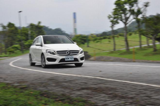 機能性能皆上選---Mercedes-Benz B200 試駕: Page 3 of 4
