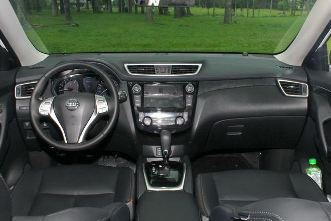 日產休旅新作 第三代Nissan X-Trail試駕-外觀內裝篇: Page 2 of 2