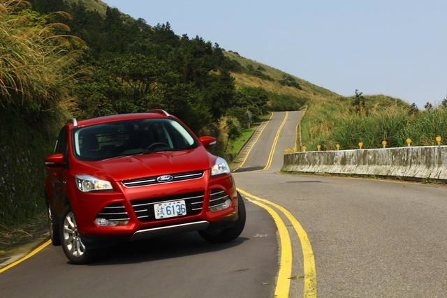 排量縮減更節能 Ford Kuga 1.5L EcoBoost試駕