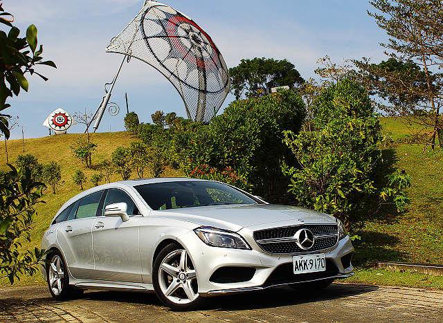 星芒獵跑、美形進化-Mercedes-Benz CLS 400 Shooting Brake試駕