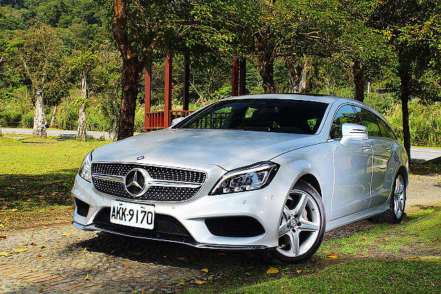 星芒獵跑、美形進化-Mercedes-Benz CLS 400 Shooting Brake試駕: Page 2 of 3