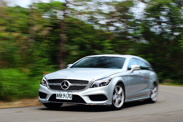 星芒獵跑、美形進化-Mercedes-Benz CLS 400 Shooting Brake試駕: Page 3 of 3