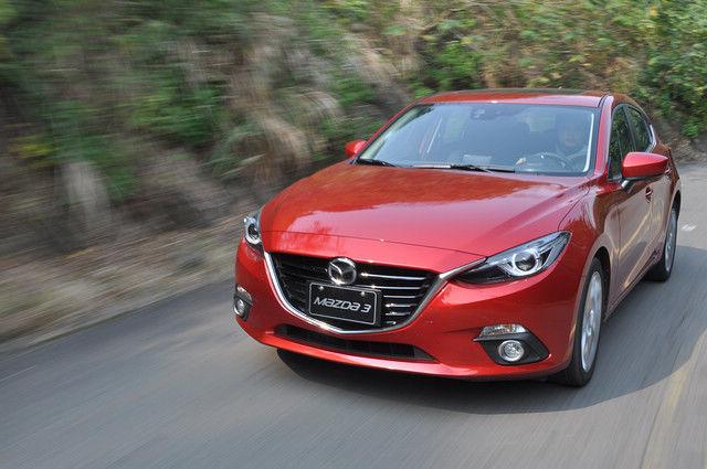 再掀日系極美型風潮---All-new Mazda3 五門款 深度試駕(含動態表現影片): Page 3 of 3
