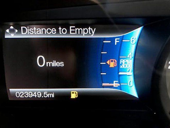 車輛疑問系列:當「剩餘里程」歸零的時候,車子到底還能開多遠?