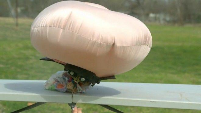 用慢動作鏡頭來看看安全氣囊與預緊式安全帶的
