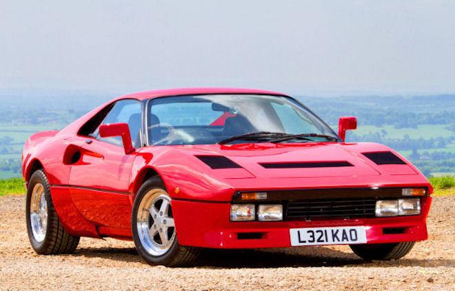 120萬台幣讓您即刻入主Ferrari 288 GTO Replica版本!可說是買到賺到