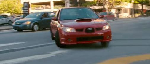 電影「玩命在劫」的Subaru Impreza WRX現在在eBay上拍賣中