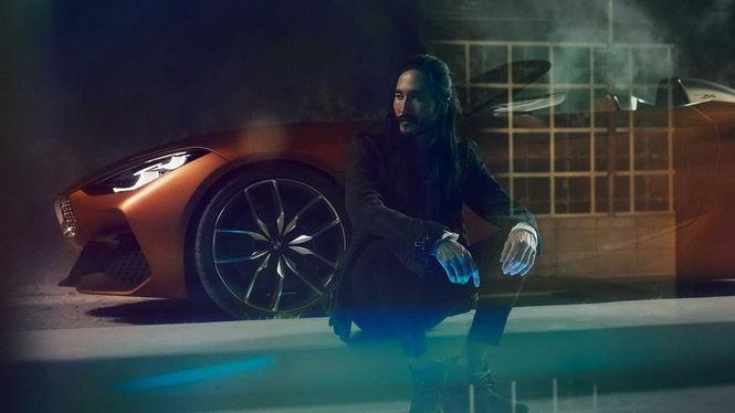 華麗而迷人 BMW Z4 Concept完全曝光