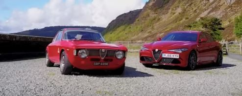 當Alfa Romeo Giulia Quadrifoglio遇上Alfaholics GTA-R 290...