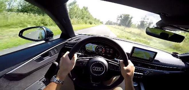 新款Audi RS5 Coupe能否讓你忘了C63和M4的存在呢?