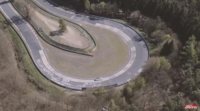Chevrolet Corvette Z06 挑戰綠色地獄 7分13秒完成