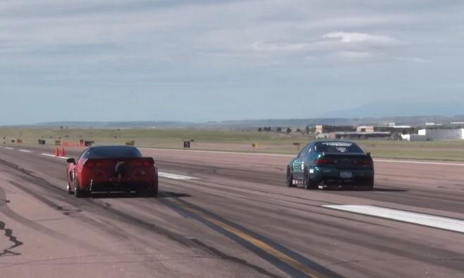硬地瓜硬是了得 Acura Integra時速323.4km/h 打破前驅記錄