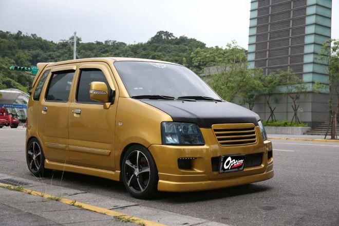 20萬元代步車-廂型K Car代表Suzuki Solio