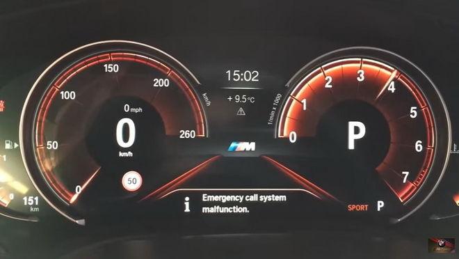 一起來欣賞加速比F10 M5還快的BMW M550i xDrive 0-250km/h的表演