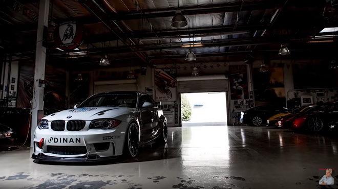 Jay Leno試駕重量級鋼砲 BMW V8 1M Clone