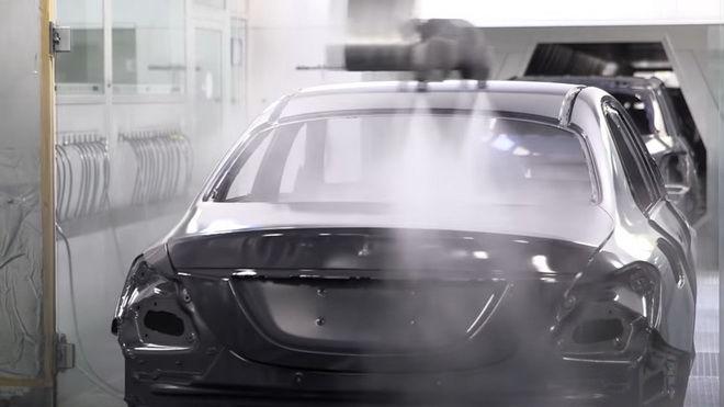 Mercedes-Benz工廠直擊 一起來開眼界 看看C-Class生產過程