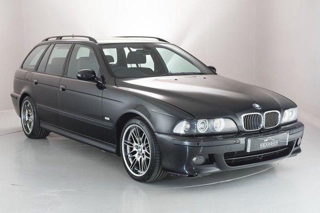 稀有的手排BMW 540i Touring,讓車主不論是駕駛的過程、還是在目的地的戶外活動,都能獲得滿滿的樂趣!