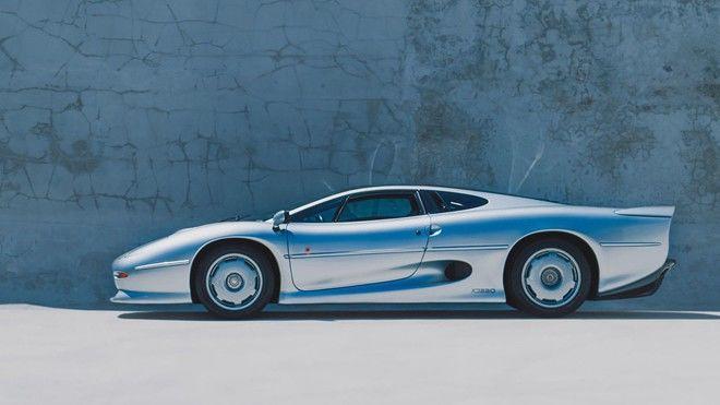 什麼?eBay上面居然也買得到Jaguar XJ220!?
