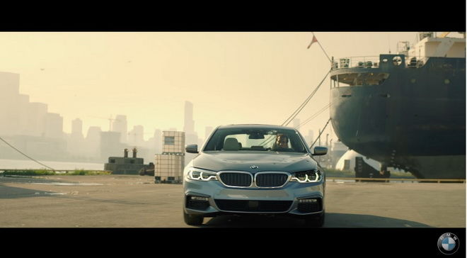 BMW Films: The Escape正式上映