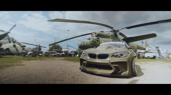 懾人心魄 820匹HGK BMW F22 Eurofighter剽悍現身