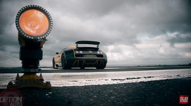 Oakley Design 1200ps Bugatti Veyron 0-320km/h加速實力展現