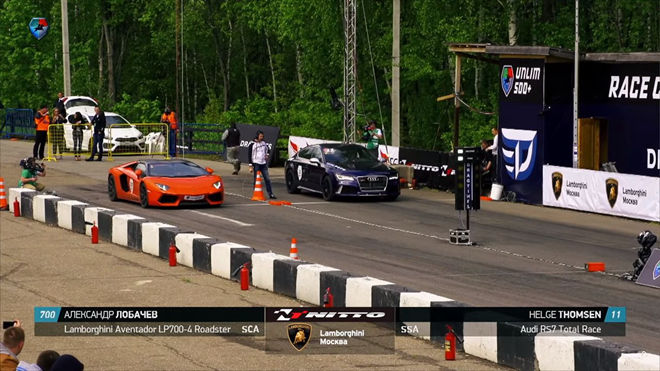 [影片] 「900ps Audi RS7」讓Lamborghini Aventador、Porsche 911 Turbo S都不是對手