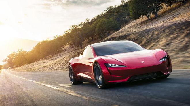 最狂電動跑車 Tesla Roadster即將回歸 令人咋舌的1,024kgm扭力 0-96km/h僅 1.9秒 行駛距離高逹992公里!!!