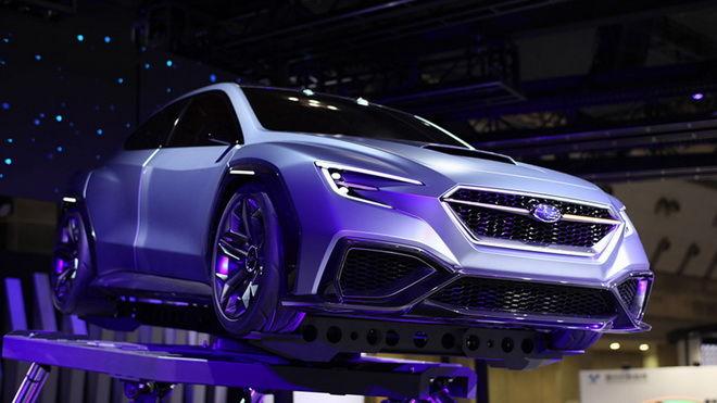 準備跟上潮流 Subaru下一代WRX STI將搭載Plug-in Hybrid插電式混合動力?!