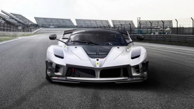 Ferrari法拉利FXX-K Evo:XX計畫全新車型 重磅登場 歷經5,000 km 的研發里程和15,000 km耐久性試駕
