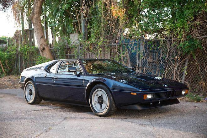 時代下的產物,經典的BMW超級跑車「M1」