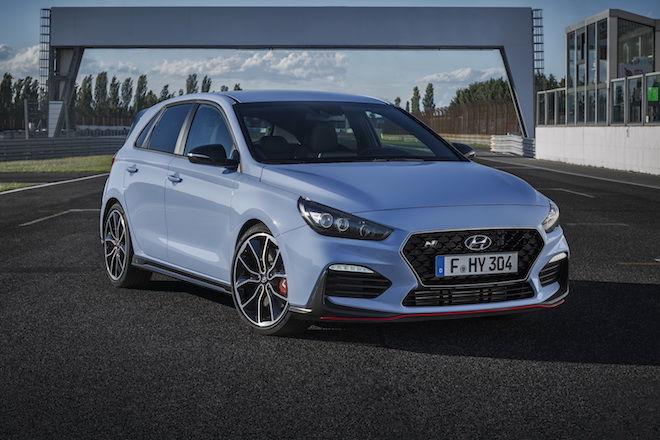 Hyundai i30N將於明年一月於英國販售!價格還比GTI便宜£4,000 !