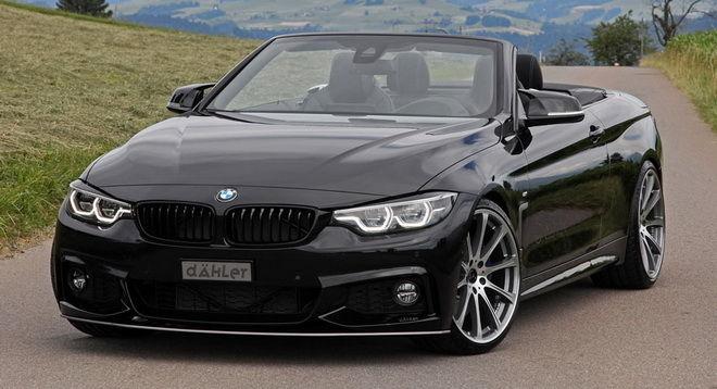 想讓您的BMW 440i更有M-Power的Fu  Dahler幫你完成