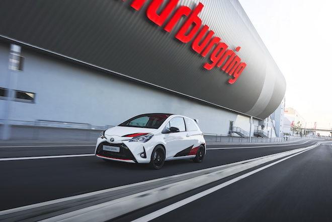 最強小鴨鴨Toyota Yaris GRMN預計共只生產400輛!