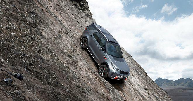 新的Land Rover Discovery SVX帶著V8引擎浮出水面了