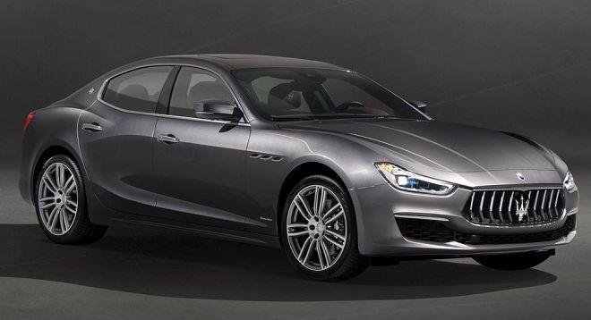 Maserati用新名字和自動駕駛技術來呈現Ghibli的小改款