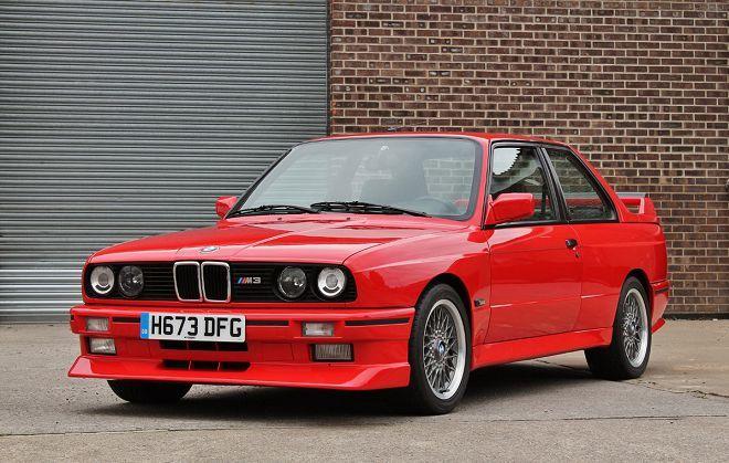 經典至極的E30 BMW M3,百看不膩呢