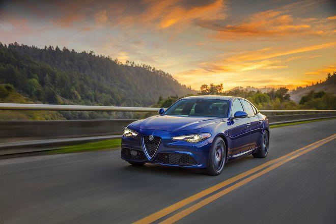 在美國租下Alfa Romeo Giulia Quadrifoglio一個月的價格居然高達$45,000台幣以上