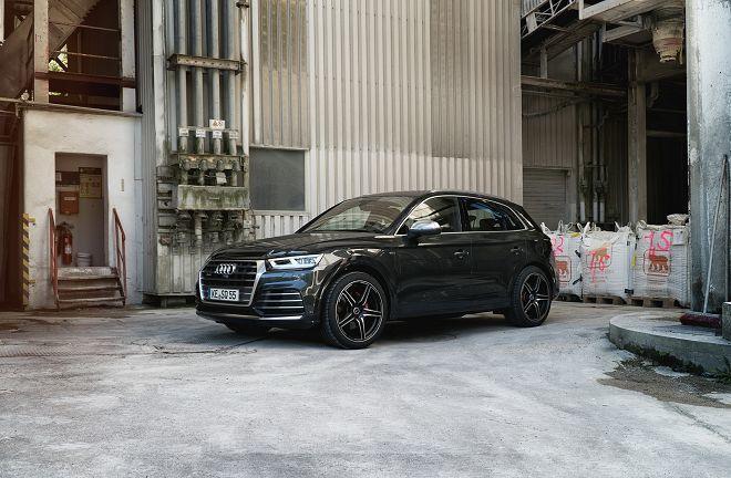 經由ABT改造的Audi SQ5是否夠格掛上RS徽章呢?