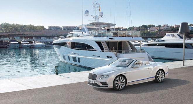 以靜海女神之名 Mulliner傾情打造Bentley Continental GT Convertible Galene Edition